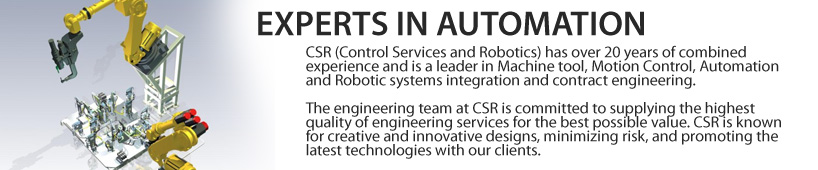 Experts in Automation